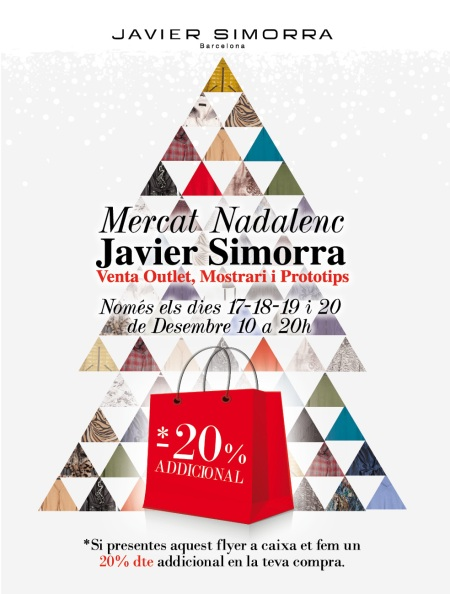 Flyer Mercat Nadalec - Factory Outlet